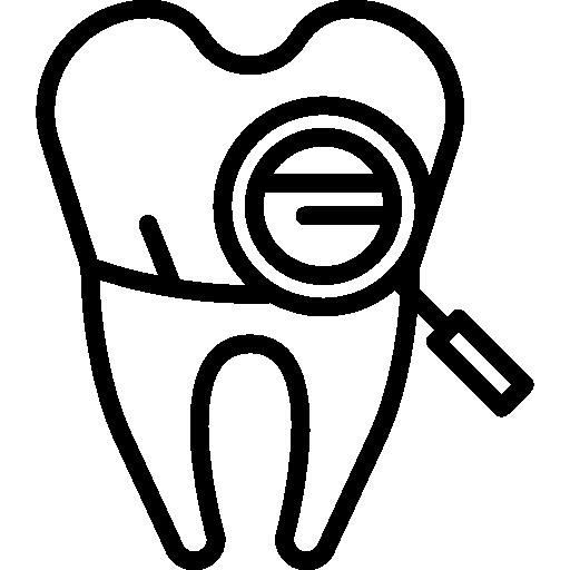 examinating-tooth