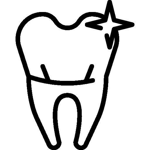 shiny-tooth