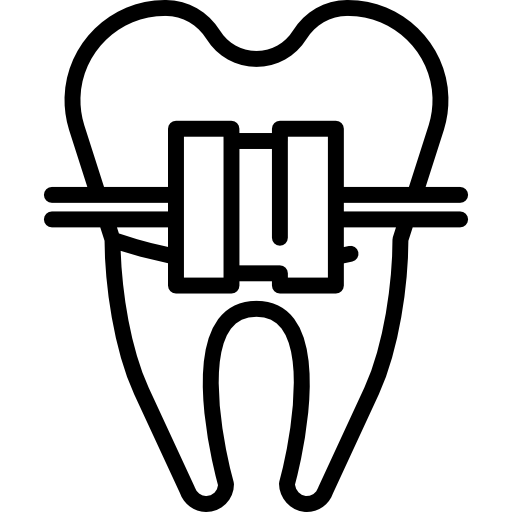 tooth-with-braces