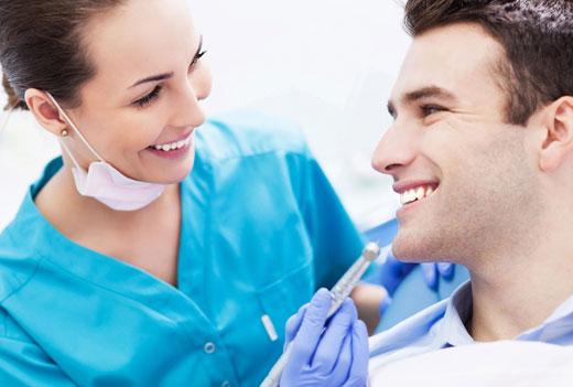 oral surgery preparation